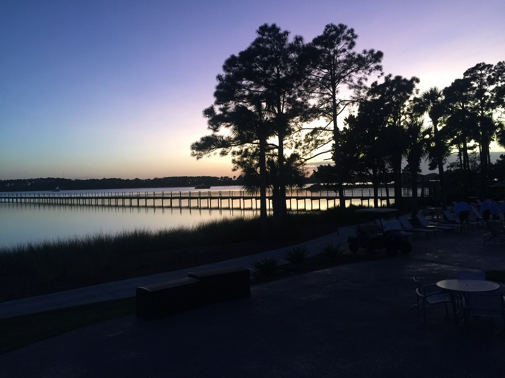 10 Things Your Family Will Love About Sheraton Bay Point Resort - Sunset on the Boardwalk