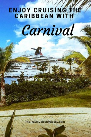Cruise the Caribbean with Carnival