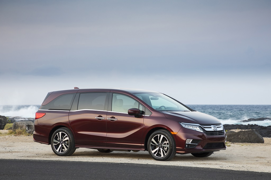 Honda Odyssey - Road Trip Vehicle