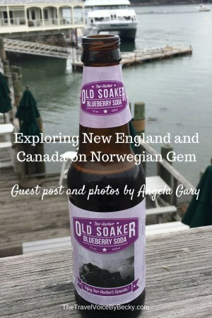 Exploring New England and Canada on Norwegian Gem 1