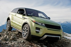 Photo courtesy of Range Rover