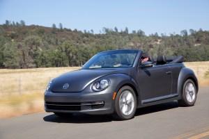 Beetle Convertible Model  Photo courtesy of Volkswagen.
