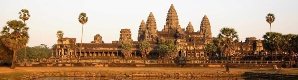 SIEM REAP: Home of Angkor Wat.