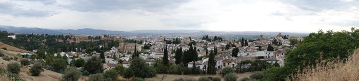 GRANADA: Home of the Alhambra