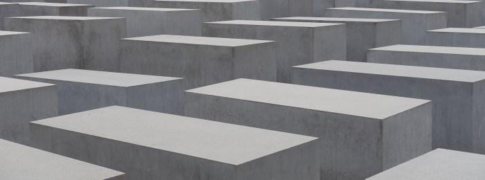BERLIN: Symbols & Memorials – Germany's  Mea Culpa