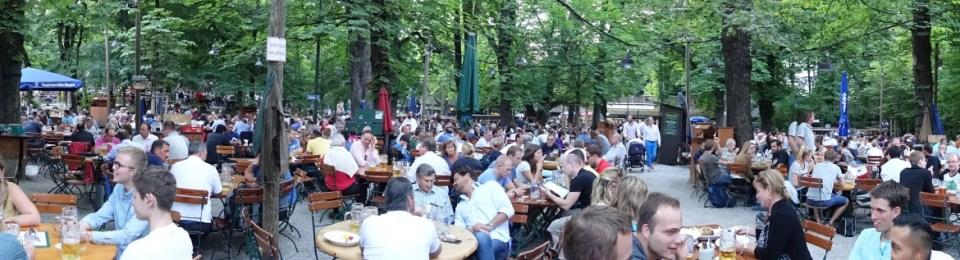 GERMANY: Munich – Birthplace Of Octoberfest