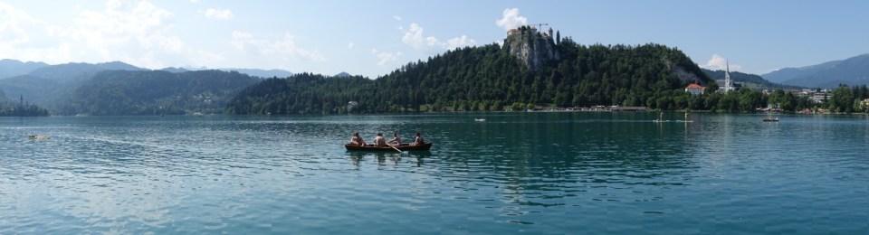 SLOVENIA: Ljubliana: The Slavic Salzburg