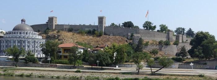 ALBANIA & MACEDONIA: Tirana & Skopje