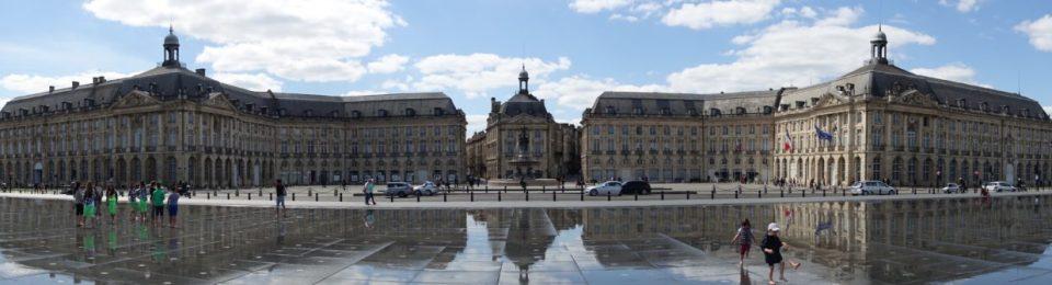 FRANCE: Brossac, Pons, La Rochelle and Bordeaux