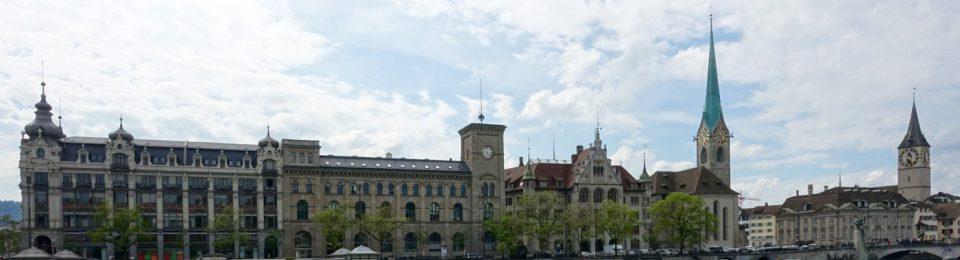 SWITZERLAND: Zurich & Lucerne