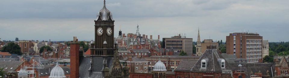 GREAT BRITAIN: York & Oxford