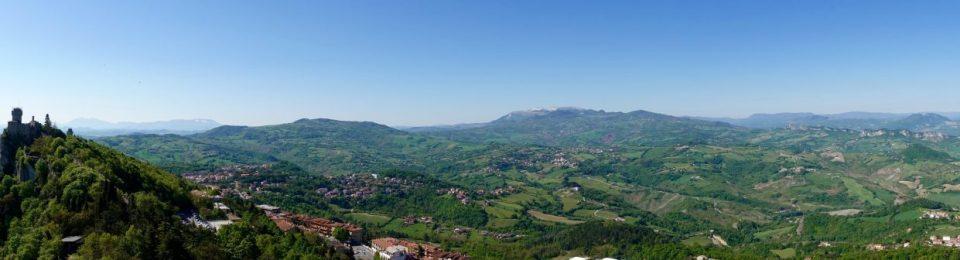SAN MARINO: San Marino – Mountainous Microstate