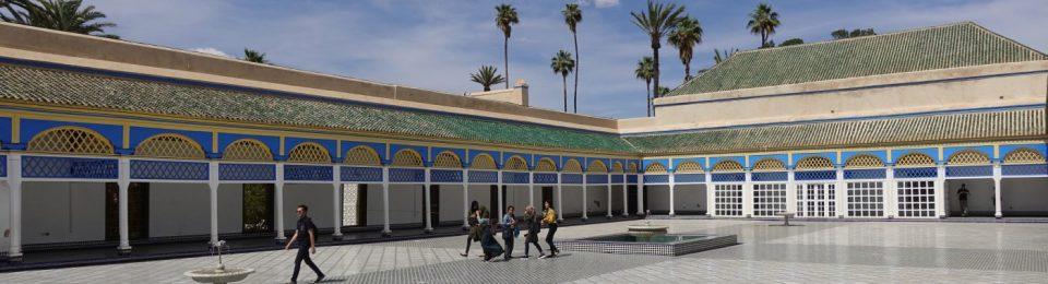 MOROCCO: Marrakech – Schmarrakech