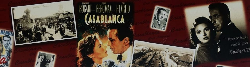 MOROCCO: Casablanca – Give It A Rest, Sam.
