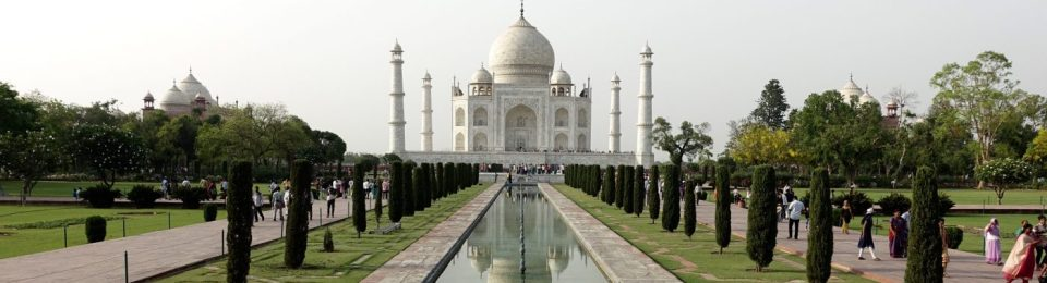 INDIA: Agra – The Taj Majal