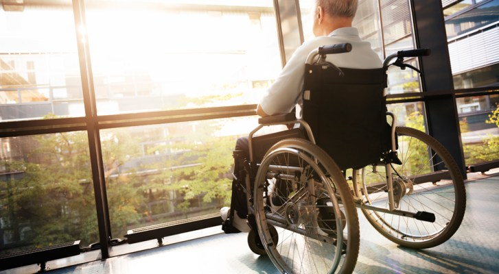 Injury Lawyer for Nursing Home Abuse & Elder Neglect