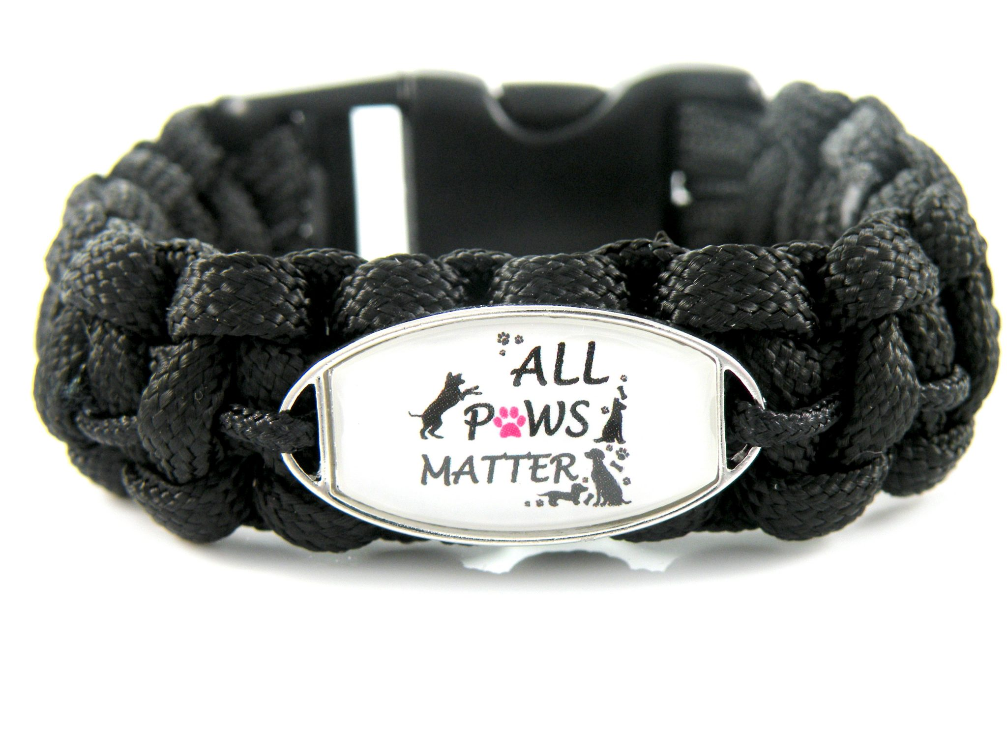 All Paws Matter Paracord Bracelet