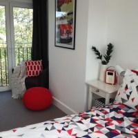 Bargain bedroom makeover