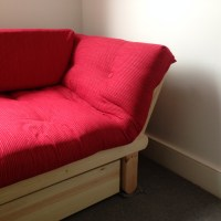 Create a cosy reading nook... on a budget