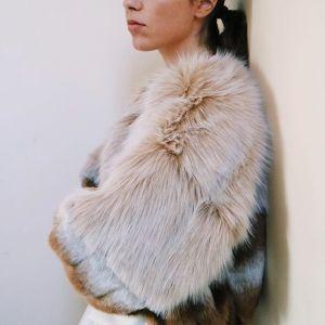 Cozy, cruelty-free faux fur by @thedesignstudiohawarden!