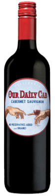 our daily red cabernet veg