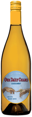 our daily red chardonnay vegan