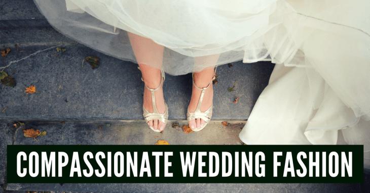vegan wedding dresses shoes bridal suits