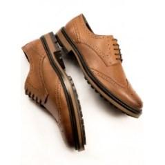 wills vegan london shoes dress animal-friendly wedding continental-brogues-tan-new-2