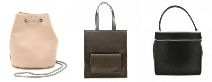 Denise Roobol vegan handbags