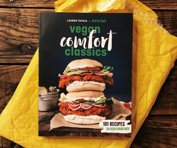 hot for food vegan comfort classics 101 recipes to feed your face