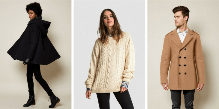 Vaute Couture vegan winter coats sustainable fashion