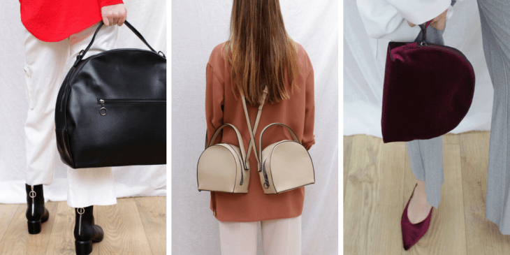 collection and co vegan leather bags