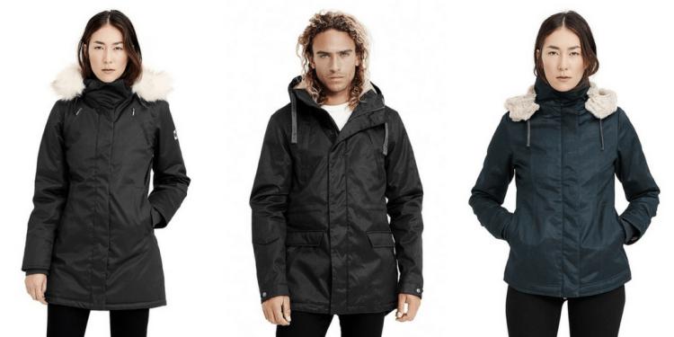 hoodlamb hemp vegan parkas jackets