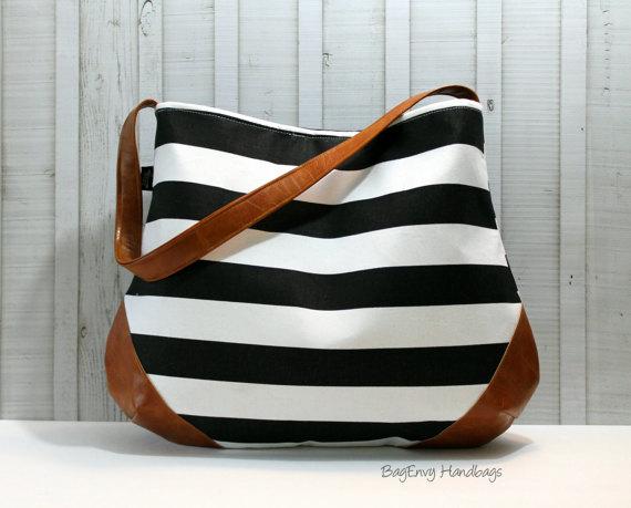 vegan bags on etsy diaper bag striped
