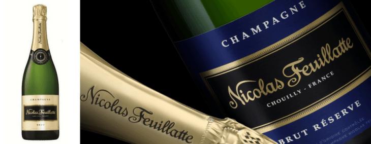 vegan wines NICOLAS FEUILLATTE brut