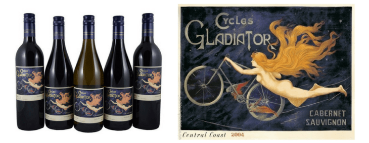 vegan wines cycles gladiator cabernet sauvignon