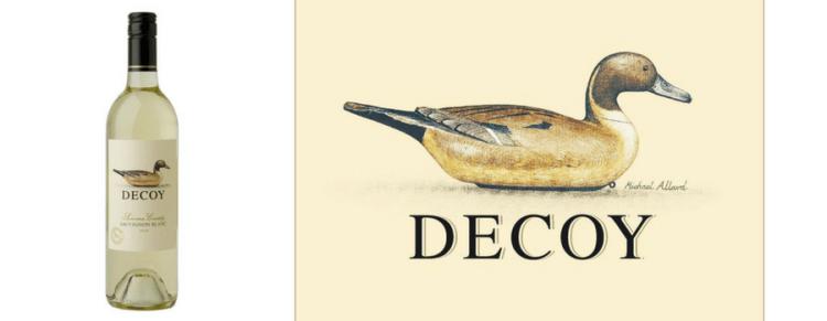 vegan wines decoy chardonnay