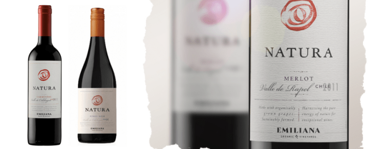 vegan wines natura reds cabernet merlot