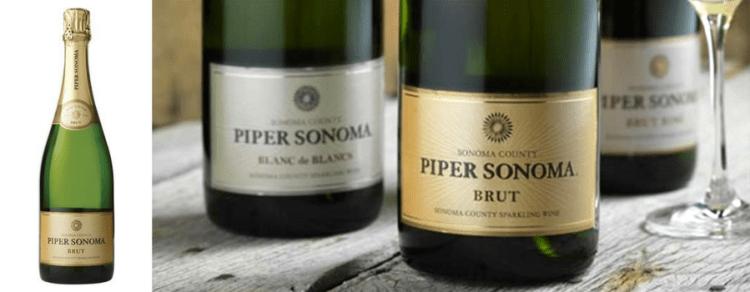 vegan wines piper sonoma brut