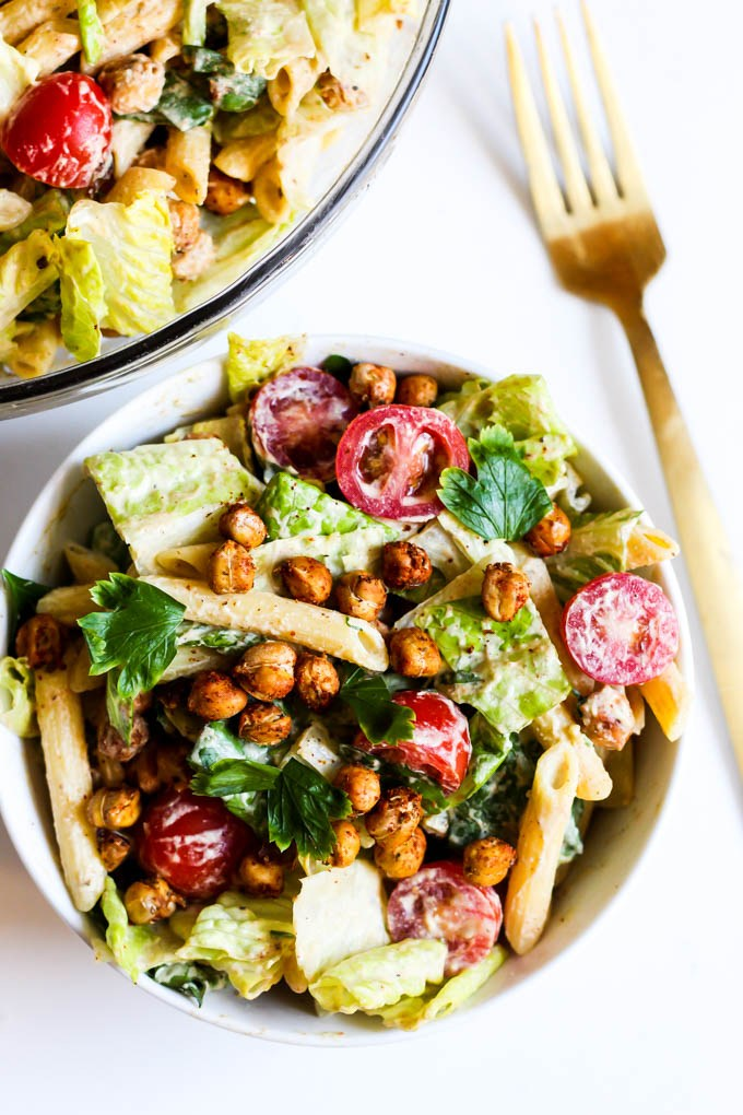 chickpea-caesar-pasta-salad-vegan-gluten-free-dairy-free-healthy-easy-dinner-lunch-9
