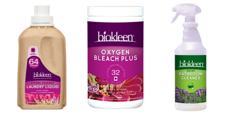 cruelty-free cleaning products guide vegan biokleen