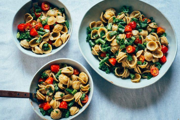 vegan pasta salad macaroni