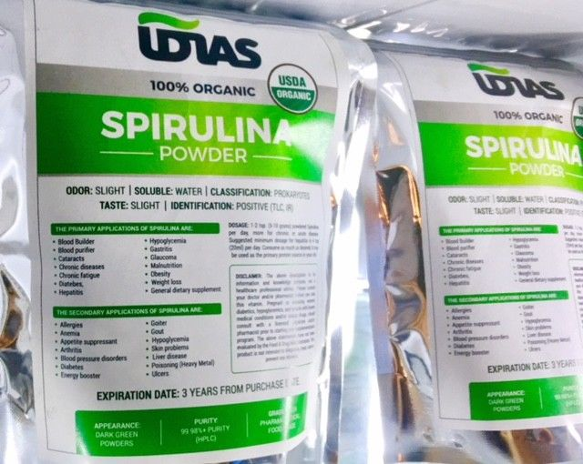 spirulina for dogs idias blog