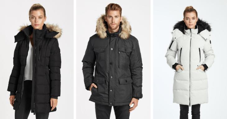 vegan coats parkas winter 2018 noize original