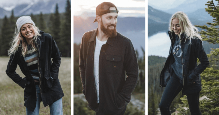 vegan jackets eco-friendly 2018 tentree