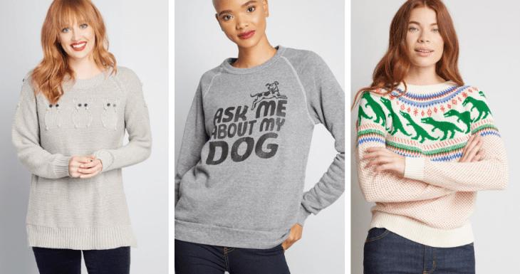 vegan sweaters sweatshirts modcloth 2018