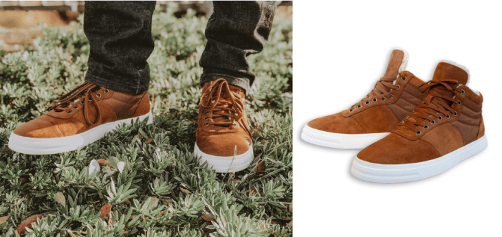 vegan gifs for men pawj shoes