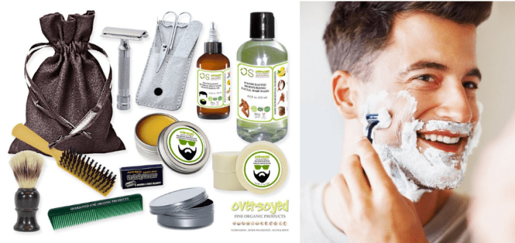 vegan gifts for men vegan shave kit.png