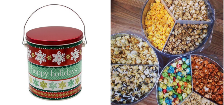 vegan gifts under 30 dollars co-worker gifts cornucopia popcorn