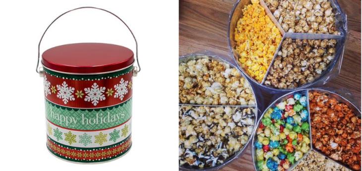 vegan gifts under 30 dollars co-worker gifts cornucopia popcorn